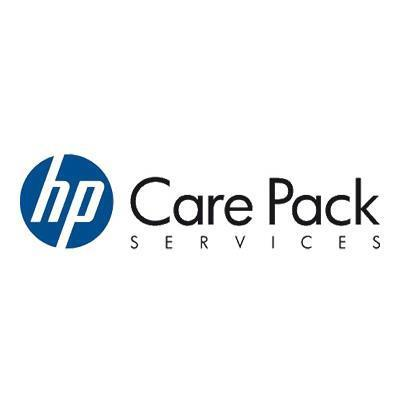 Hewlett Packard Enterprise U3A06E 4-Hour 24x7 Proactive Care Service - Extended service agreement - parts and labor - 5 years - on-site - 24x7 - response time: