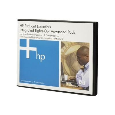 Hewlett Packard Enterprise E6U59ABE ILO ADV INCLUDE 1YR TS U ELTU