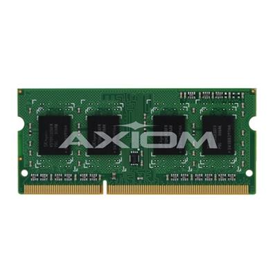 Axiom Memory MF494G/A-AX 8GB (2X4GB) PC3-12800 1600MHz DDR3 SODIMM Low Voltage Memory Module