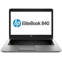 HP Smart Buy EliteBook 840 G1 Intel Core i7-4600U Dual-Core 2.10GHz Notebook PC - 8GB RAM, 256GB SSD SED, 14.0