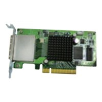 QNAP SAS-6G2E-U SAS-6G2E-U - Storage controller - SAS 2 low profile - 600 MBps