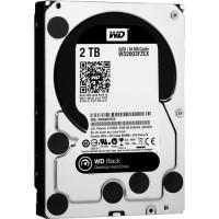 WD Black WD2003FZEX - hard drive - 2 TB - SATA 6Gb/s
