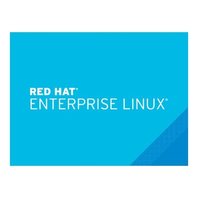 Red Hat RH00006RN Enterprise Linux for Virtual Datacenters with Smart Management - Premium subscription (renewal) (1 year) - 1 socket pair