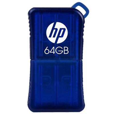 PNY P-FD64GHP165-GE 64GB HP V165W BLUE