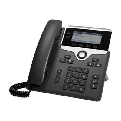 Click here for Cisco CP-7821-K9= IP Phone 7821 - VoIP phone - SIP... prices