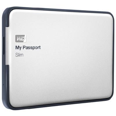 WD WDBPDZ0020BAL-NESN 2TB My Passport Slim Portable Hard Drive