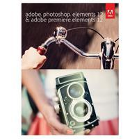 Adobe Photoshop Elements 12 & Adobe Premiere Elements 12 Mac/Win (Electronic Software Download Version)