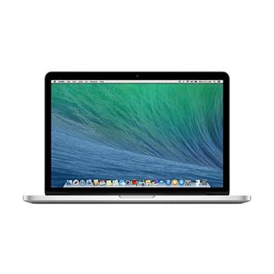 13.3 MacBook Pro with Retina display  Dual-core Intel Core i5 2.4GHz (4th generation Haswell processor)  4GB RAM  128GB PCIe-based flash storage  Intel Iris Gra