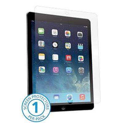 NLU Products BZ-UAP5-1013F UltraTough Clear ScreenGuardz for iPad Air/Air2