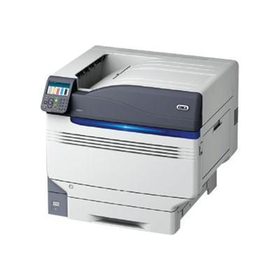Oki 62439901 C911dn - Printer - color - Duplex - LED - A3/Ledger - 1200 x 1200 dpi - up to 50 ppm (mono) / up to 50 ppm (color) - capacity: 840 sheets - USB 2.0