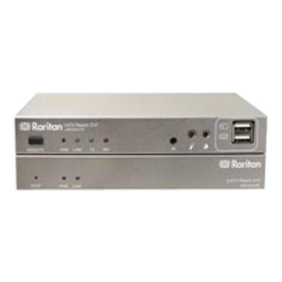 Raritan Computer C5r-dvi Cat5 Reach Dvi Extender - Kvm / Audio Extender - Up To 490 Ft