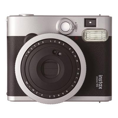 Fujifilm 16404571 Instax Mini 90 NEO CLASSIC - Instant camera - lens: 60 mm - black