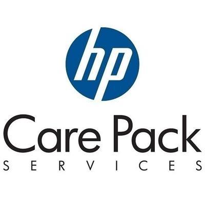 HP Inc. HZ497PE 1-year Post Warranty Next Business Day Exchange LaserJet M602 Service