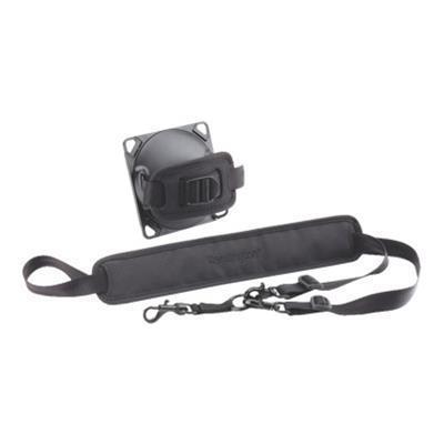 Kensington K67832WW Rotating Hand-Strap - Hand strap - black - for SecureBack M Series Modular Enclosure
