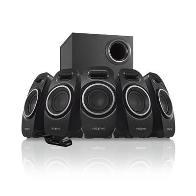 Creative A550 5.1-Channel Multimedia Speaker System