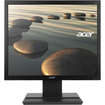 Acer UM.CV6AA.005 V196Lb - LED monitor - 19 - 1280 x 1024 - 250 cd/m² - 5 ms - VGA - black