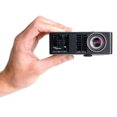 Optoma ML750 Palm-sized WXGA LED DLP 3D Ready Projector