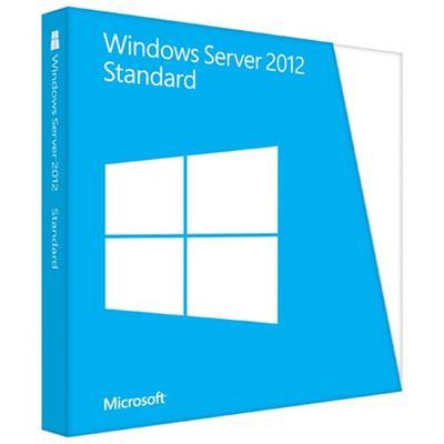 Microsoft P73-06165 Windows Server 2012 R2 Standard - license and media