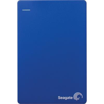 Seagate STDR2000102 2TB Backup Plus Slim Portable Drive - USB 3.0 - Blue