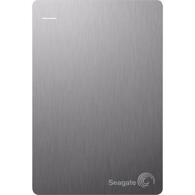 Seagate STDR2000101 2TB Backup Plus Slim Portable Drive - USB 3.0 - Silver