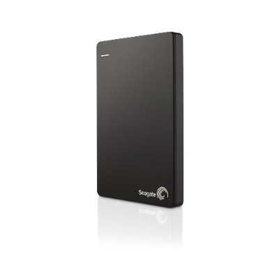 Seagate STDR2000100 2TB Backup Plus Slim Portable Drive - USB 3.0 - Black