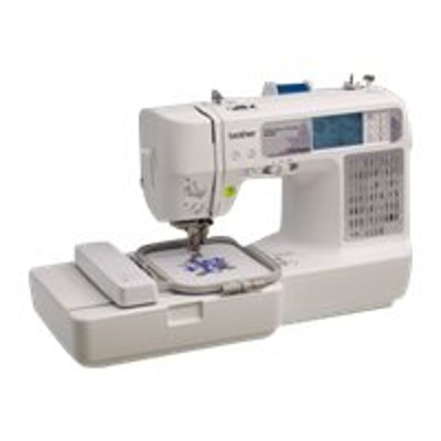 Click here for Brother SE400 SE400 - Sewing / embroidery machine... prices