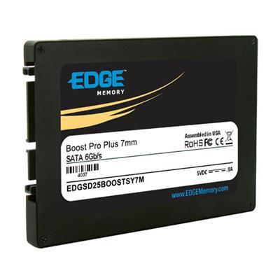 Edge Memory PE239459 480GB 2.5 Boost Pro Plus 7mm SSD - SATA 6Gb/s