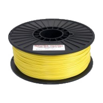 MakerBot Industries MP01975 1 - true yellow - 2.2 lbs - ABS filament (3D) - for Replicator 2X