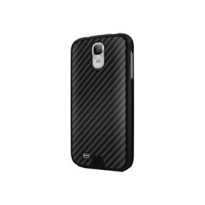 Cygnett CY1197CXURB UrbanShield Carbon Fiber - Case for cell phone - carbon fiber - black - for Samsung GALAXY S4