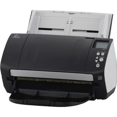 Fujitsu PA03670-B055 Sheetfed Document Scanner fi-7160 - Scan 60 ppm in color - 80 page automatic document feeder