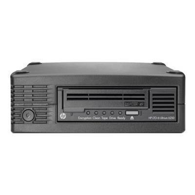 Hewlett Packard Enterprise EH970A#ABA StoreEver LTO-6 Ultrium 6250 - Tape drive - LTO Ultrium (2.5 TB / 6.25 TB) - Ultrium 6 - SAS-2 - external - encryption - f