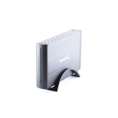 Sabrent EC-STUK EC-STUK - Storage enclosure - 3.5 - SATA 3Gb/s - 300 MBps - USB 2.0 - black