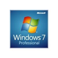 Microsoft Windows 7 Professional w/SP1 - License - 1 PC - OEM - DVD - 64-bit, LCP - English