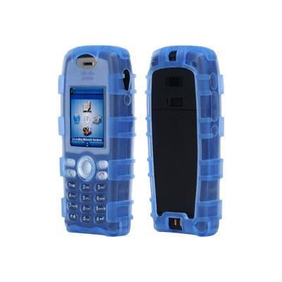zCover CI925BBL gloveOne CI925BBL - Case for wireless phone - silicone - blue - for Cisco Unified Wireless IP Phone 7925G  7925G-EX