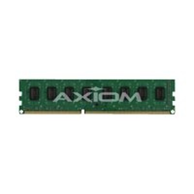 Axiom Memory E2Q91AA-AX AX - DDR3 - 4 GB - DIMM 240-pin - 1866 MHz / PC3-14900 - unbuffered - ECC - for HP Workstation Z1 G2  Z420  Z620  Z820