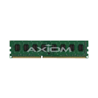Axiom Memory AXG55193764/1 DDR3 - 4 GB - DIMM 240-pin - 1866 MHz / PC3-14900 - unbuffered - ECC - TAA Compliant - for HP Workstation Z1 G2  Z420  Z620