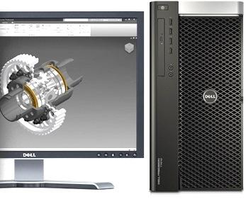 Dell Precision T7610 Workstation