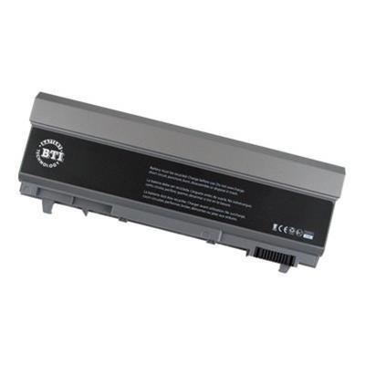 Battery Technology inc KY265-BTI Notebook battery - 1 x lithium ion 9-cell 7800 mAh - for Dell Latitude E6400  E6500  Precision Mobile Workstation M2400  M4400