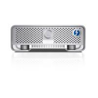 G-Technology 3TB G-Drive 7200 RPM SATA III USB 3.0 / Thunderbolt Professional Hard Drive