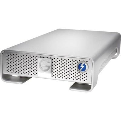 G-Technology 0G03050 4TB G-Drive 7200 RPM SATA III USB 3.0 / Thunderbolt Professional Hard Drive
