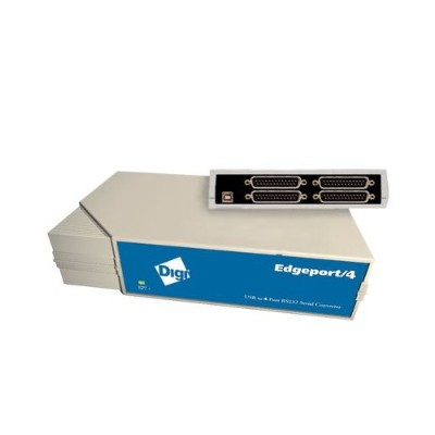 Digi 301-1016-01 Edgeport/4/DB25 - USB to 4-Port EIA232 Serial DB25