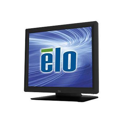 ELO Touch Solutions E344758 Desktop Touchmonitors 1517L IntelliTouch - LED monitor - 15 - touchscreen - 1024 x 768 - 250 cd/m² - 700:1 - 16 ms - VGA - black