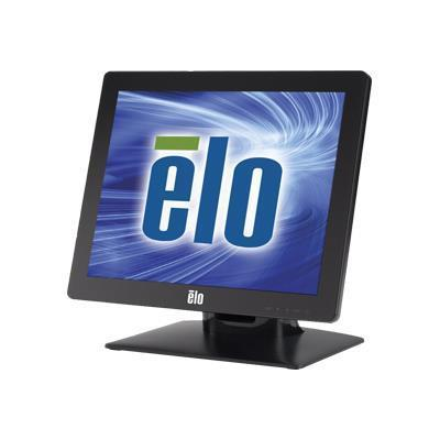 ELO Touch Solutions E829550 1517L iTouch Zero-Bezel - LED monitor - 15 - touchscreen - 1024 x 768 - 250 cd/m² - 700:1 - 16 ms - VGA - black
