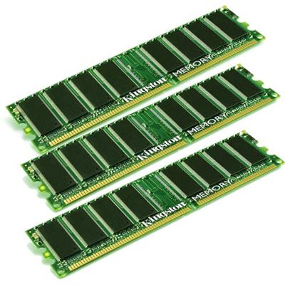 Kingston KVR16LR11S4K3/24I 24GB 1600MHz DDR3L ECC Reg CL11 DIMM (Kit of 3) SR x4 1.35V w/TS Intel