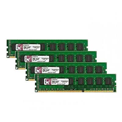 Kingston KVR16LR11S4K4/32I 32GB 1600MHz DDR3L ECC Reg CL11 DIMM (Kit of 4) SR x4 1.35V w/TS Intel