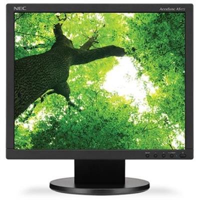 NEC Displays AS172-BK 17 Value Desktop Monitor with LED Backlighting