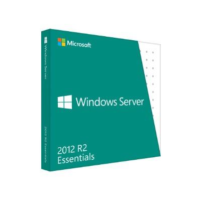 Hewlett Packard Enterprise 748919-B21 Microsoft Windows Server 2012 R2 Essentials Edition Reseller Option Kit