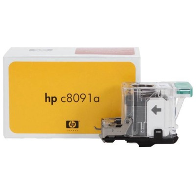 HP Inc. C8091A Staple Cartridge for Stapler/Stacker - 5000 Staples