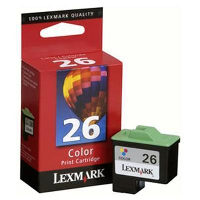 #26 Color Print Cartridge