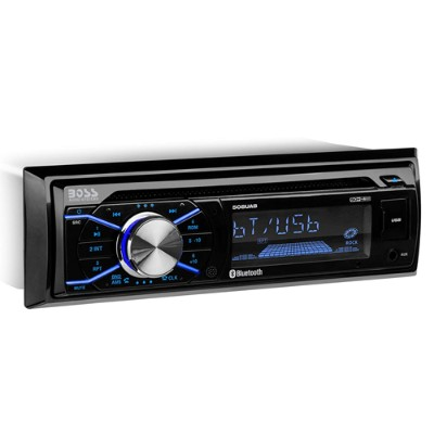Boss Audio Systems 508UAB 508UAB - Car - CD receiver - in-dash - Full-DIN - 50 Watts x 4